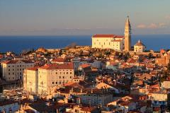 Piran - Jewel on Slovenian coast