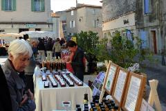 Provence offers a full variety of honey products, among others lavander honey