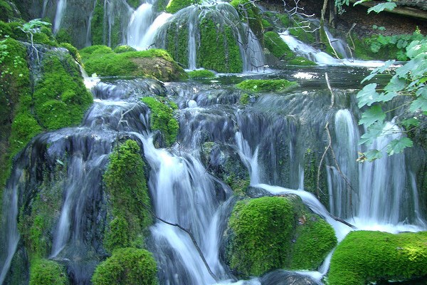 Cascades in Plitvice